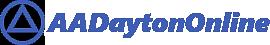 AA Dayton Online Logo